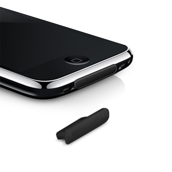 Portectorz: 30-pin - iPhone 3G/3GS (Black)