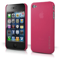 iPhone 4 Durable Polycarbonate Snap-On Case