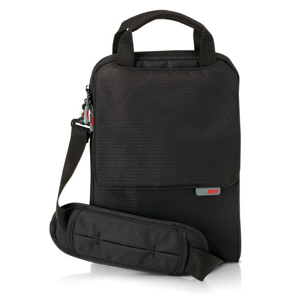 STM Micro: Front with shoulder strap and handle