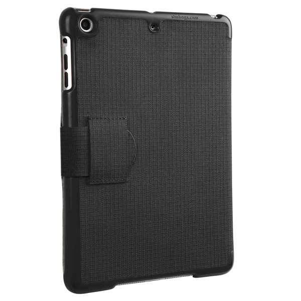 Skinny for iPad mini: Back cover (Black)