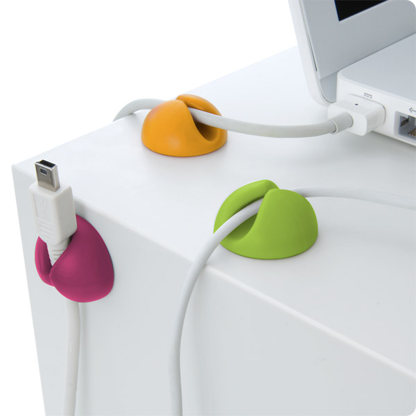 CableDrop: Holds power and data cables in place (Bright)