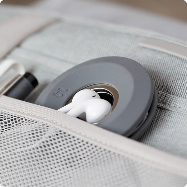 Cableyoyo: Pack and go (Dark Gray)