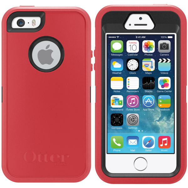 OtterBox Defender Case for iPhone SE, 5 5S