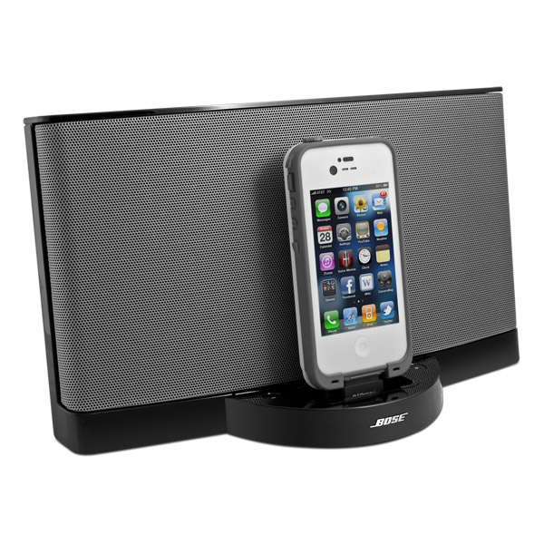 Dock with most any accessory without removing your case