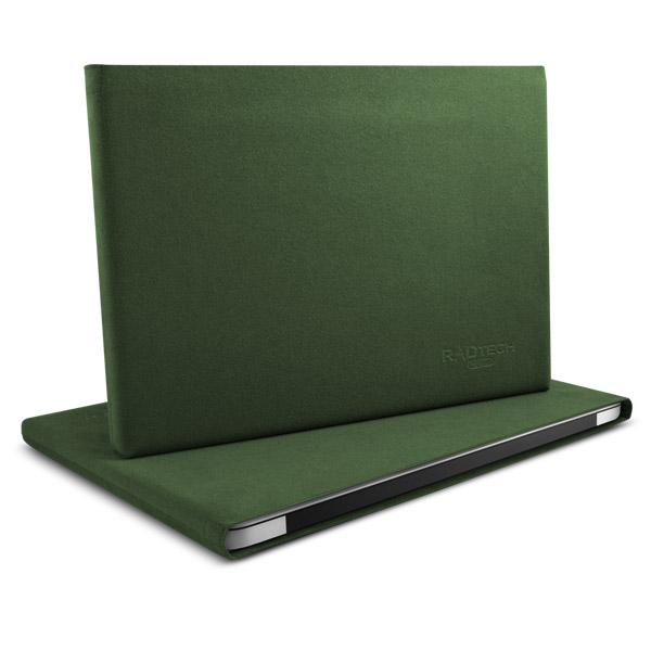 MacBook Pro: Green