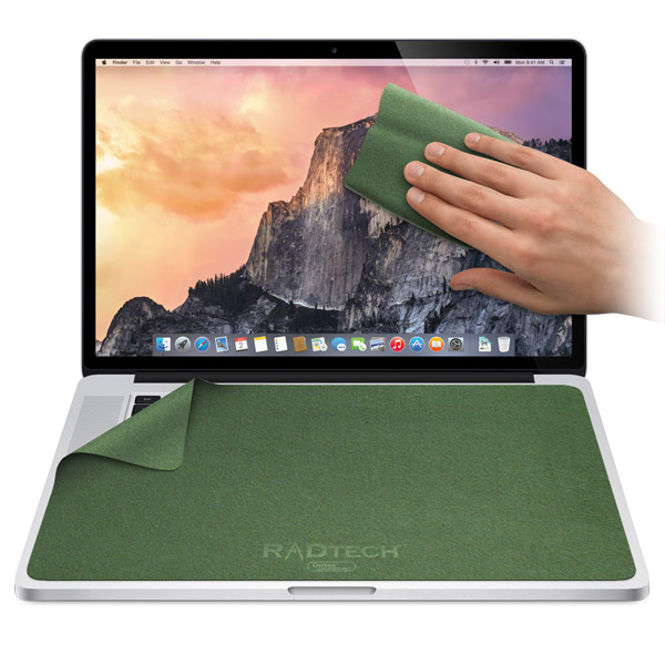 MacBook/MB Pro 13-17in: Green