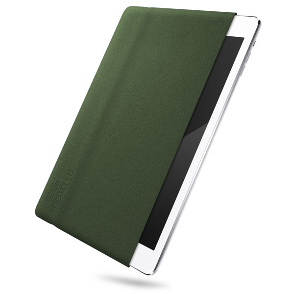 RadSleevz for iPad Air: Green