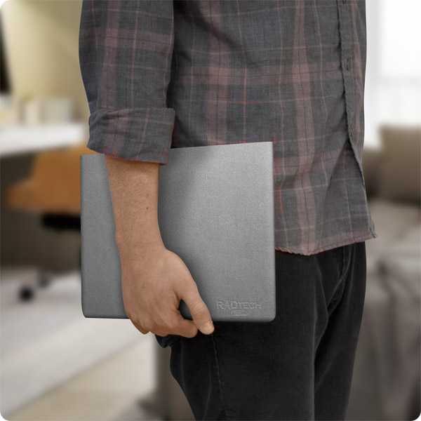 MacBook (Retina): Enhances grip (Gray)