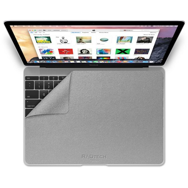 MacBook 12in: Gray