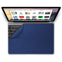 ScreenSavrz Laptop Keyboard Cover and Screen Cleaner